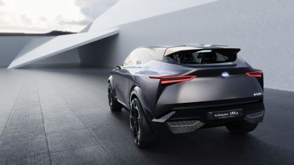 2019 Nissan IMQ concept 9