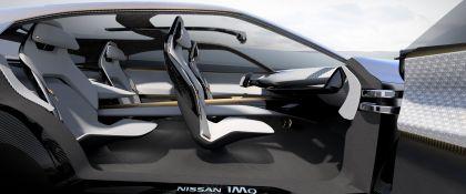 2019 Nissan IMQ concept 35