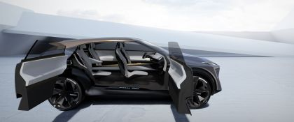 2019 Nissan IMQ concept 42