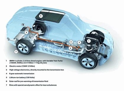 2008 BMW X5 Active Hybrid 8