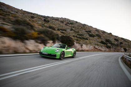 2019 Porsche 911 ( 992 ) Carrera S cabriolet 4