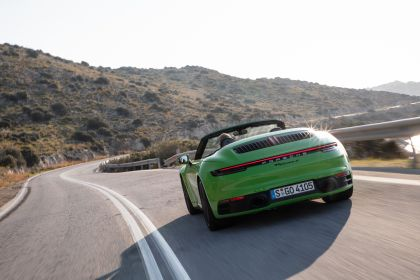 2019 Porsche 911 ( 992 ) Carrera S cabriolet 16
