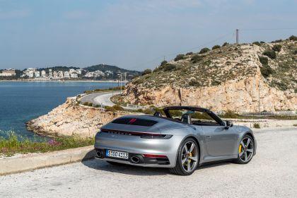 2019 Porsche 911 ( 992 ) Carrera S cabriolet 53