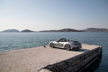 2019 Porsche 911 ( 992 ) Carrera S cabriolet 57
