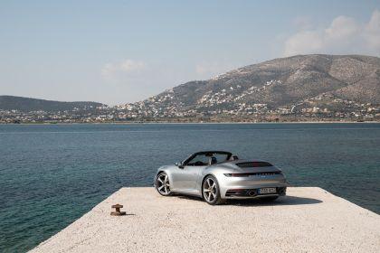 2019 Porsche 911 ( 992 ) Carrera S cabriolet 58