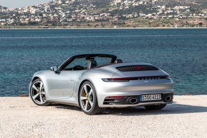 2019 Porsche 911 ( 992 ) Carrera S cabriolet 63