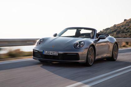 2019 Porsche 911 ( 992 ) Carrera S cabriolet 78