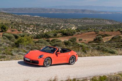 2019 Porsche 911 ( 992 ) Carrera S cabriolet 99