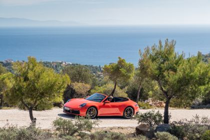 2019 Porsche 911 ( 992 ) Carrera S cabriolet 103