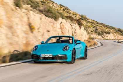 2019 Porsche 911 ( 992 ) Carrera S cabriolet 133