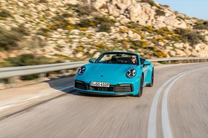 2019 Porsche 911 ( 992 ) Carrera S cabriolet 134