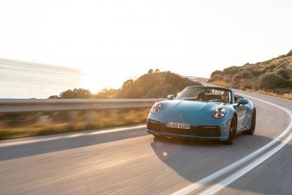 2019 Porsche 911 ( 992 ) Carrera S cabriolet 137
