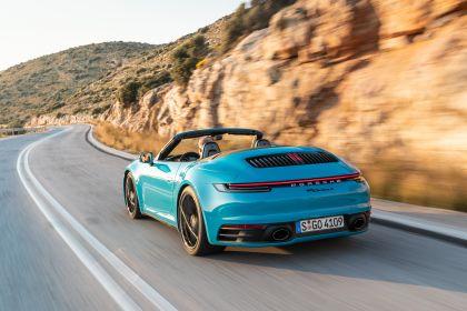 2019 Porsche 911 ( 992 ) Carrera S cabriolet 140