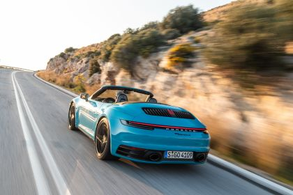 2019 Porsche 911 ( 992 ) Carrera S cabriolet 141