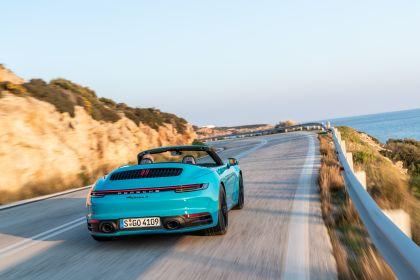 2019 Porsche 911 ( 992 ) Carrera S cabriolet 143