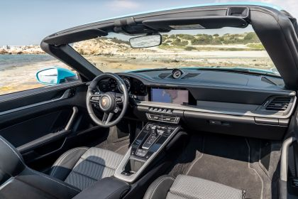 2019 Porsche 911 ( 992 ) Carrera S cabriolet 159