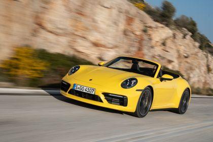 2019 Porsche 911 ( 992 ) Carrera S cabriolet 181