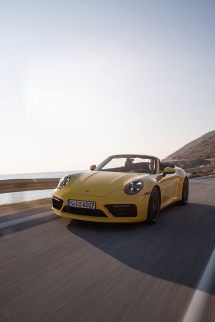 2019 Porsche 911 ( 992 ) Carrera S cabriolet 193
