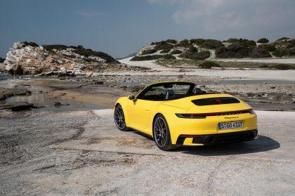 2019 Porsche 911 ( 992 ) Carrera S cabriolet 207