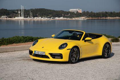 2019 Porsche 911 ( 992 ) Carrera S cabriolet 219