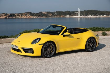 2019 Porsche 911 ( 992 ) Carrera S cabriolet 221