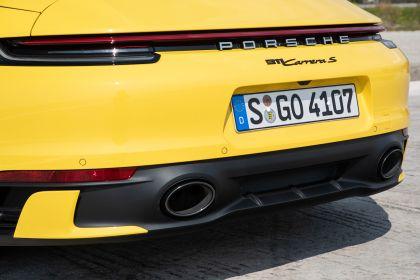 2019 Porsche 911 ( 992 ) Carrera S cabriolet 228
