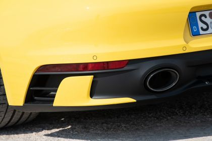 2019 Porsche 911 ( 992 ) Carrera S cabriolet 229
