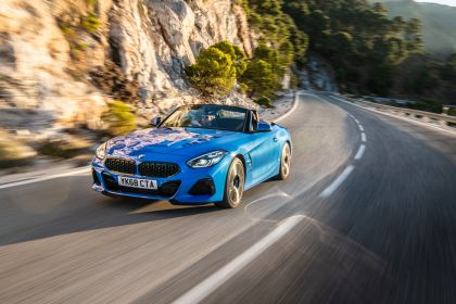 2019 BMW Z4 ( G29 ) sDrive 20i - UK version 9