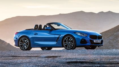 2019 BMW Z4 ( G29 ) sDrive 20i - UK version 2
