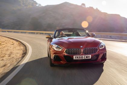 2019 BMW Z4 ( G29 ) M40i - UK version 13