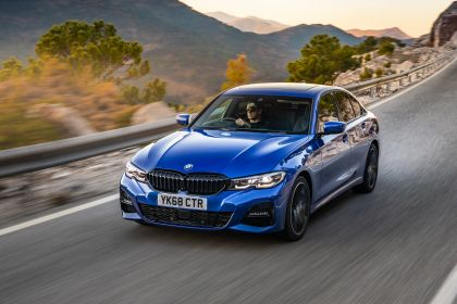 2019 BMW 320d ( G20 ) xDrive - UK version 21
