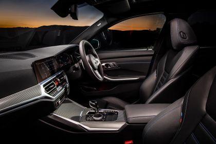 2019 BMW 320d ( G20 ) xDrive - UK version 43