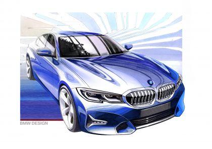 2019 BMW 320d ( G20 ) xDrive - UK version 49
