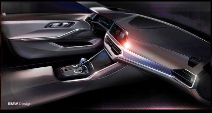 2019 BMW 320d ( G20 ) xDrive - UK version 55