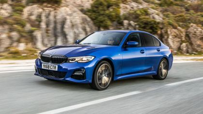 2019 BMW 320d ( G20 ) xDrive - UK version 6