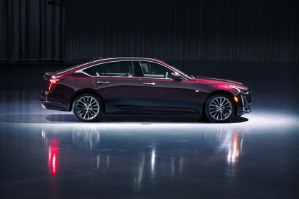 2020 Cadillac CT5 Premium Luxury 2