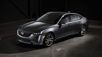 2020 Cadillac CT5 Sport 8