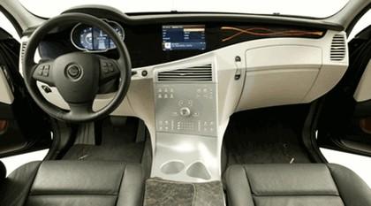 2008 BMW X-Wave concept by Visteon e 3M 2