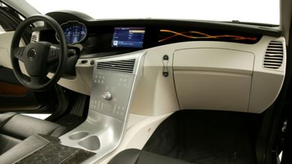 2008 BMW X-Wave concept by Visteon e 3M 5