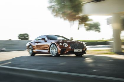 2019 Bentley Continental GT V8 4