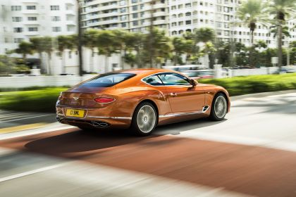 2019 Bentley Continental GT V8 5