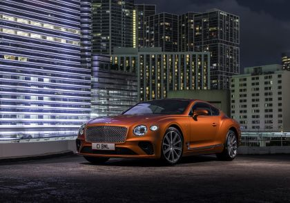 2019 Bentley Continental GT V8 10