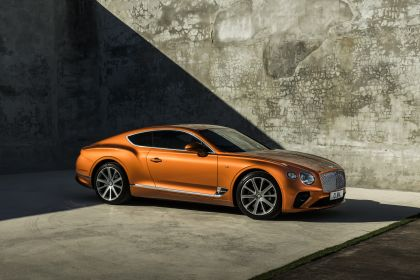 2019 Bentley Continental GT V8 13