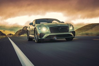 2019 Bentley Continental GT V8 31