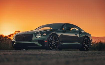 2019 Bentley Continental GT V8 53