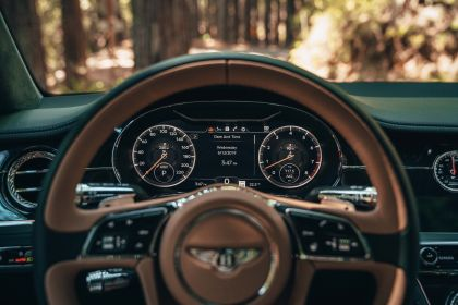 2019 Bentley Continental GT V8 76