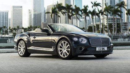 2019 Bentley Continental GT V8 convertible 1