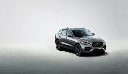 2020 Jaguar F-Pace Chequered Flag edition 1