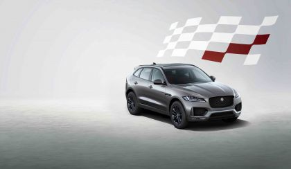 2020 Jaguar F-Pace Chequered Flag edition 2