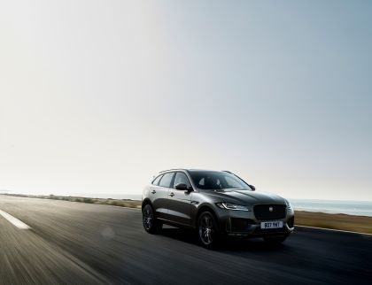 2020 Jaguar F-Pace Chequered Flag edition 4